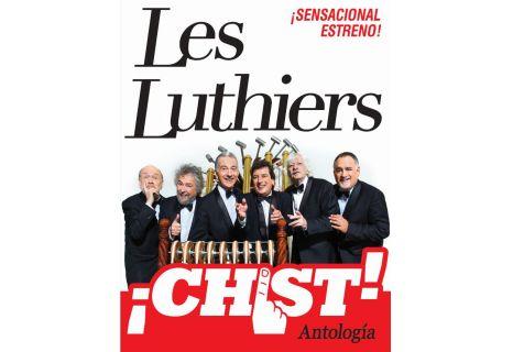 Les Luthiers, ¡Chist! Antología